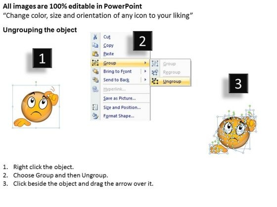 ppt_thinking_smiley_face_graphic_communication_skills_powerpoint_business_templates_2