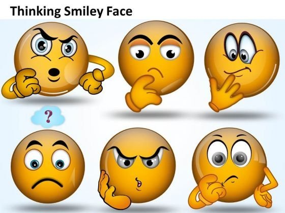 ppt_thinking_smiley_face_graphic_communication_skills_powerpoint_growth_templates_1