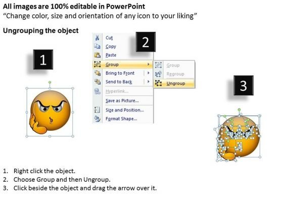 ppt_thinking_smiley_face_graphic_communication_skills_powerpoint_growth_templates_2