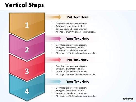 Ppt Vertical Create PowerPoint Macro 4 Templates