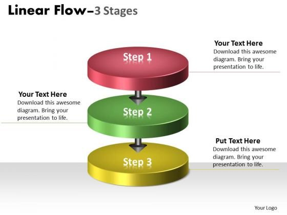 ppt vertical steps for concept free download marketing strategy, Powerpoint templates