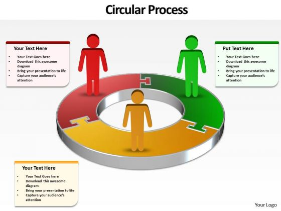 Ppt World Concept People Stand Success Create Pie Chart PowerPoint Templates