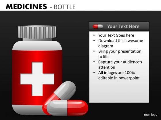 Prescription Drugs PowerPoint Templates Prescriptions Ppt Slides