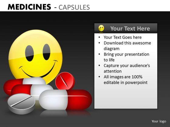 Preventive Medication Healthcare PowerPoint Templates