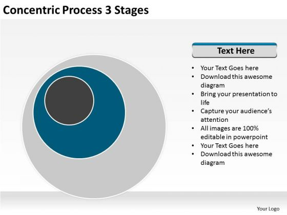 Process 3 Stages Ppt Business Plan For Small PowerPoint Slides