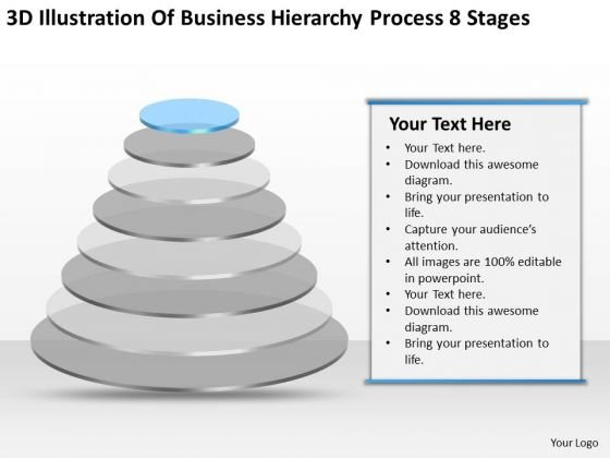 Process 8 Stages Ppt How To Start Business Plan Writing PowerPoint Templates