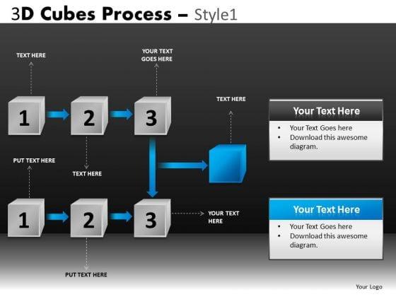 Process Flow Chart Diagram Ppt
