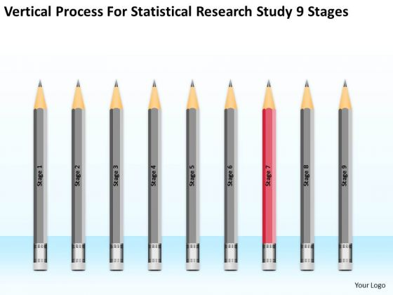 Process For Statisctical Research Study 9 Stages Ppt Farm Business Plan PowerPoint Slides