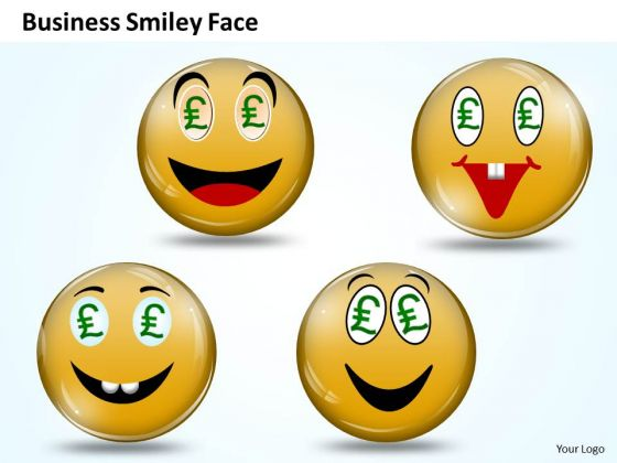 Process Ppt Business Smiley Face 4 Strategy PowerPoint 2 Image