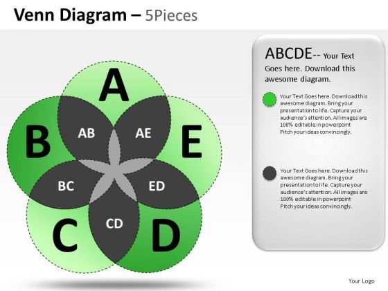 Process Venn Diagram PowerPoint Slides And Ppt Diagram Templates