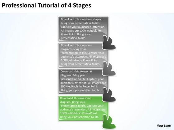 Professional Tutorial 4 Stages Ppt Circuit Simulation PowerPoint Templates