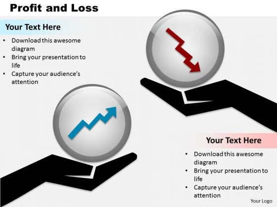 Profit And Loss PowerPoint Presentation Template