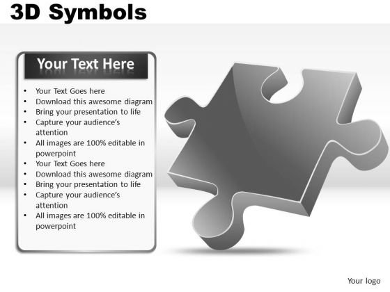 Puzzle Solution PowerPoint Image Graphics