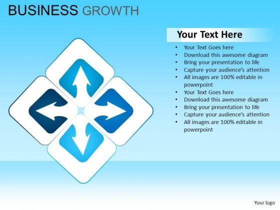 Pwerpoint Design Business Success Business Growth Ppt Designs