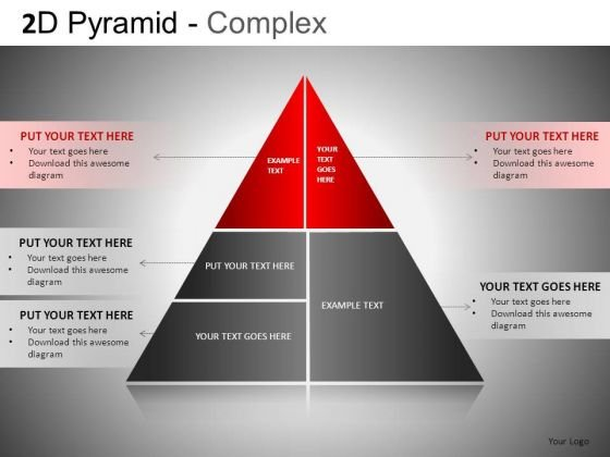 Pyramid Diagrams Slides For PowerPoint Templates