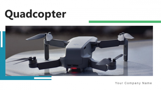 Quadcopter Drone Wooden Ppt PowerPoint Presentation Complete Deck With Slides