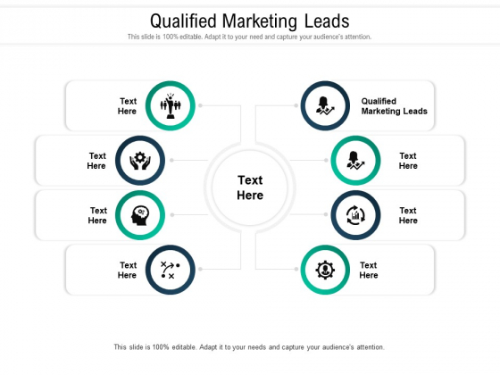 Qualified Marketing Leads Ppt PowerPoint Presentation Model Inspiration Cpb Pdf