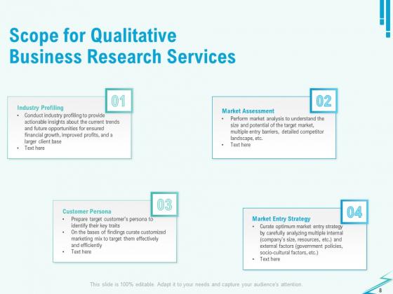Qualitative_Market_Research_Study_Proposal_Ppt_PowerPoint_Presentation_Complete_Deck_With_Slides_Slide_8
