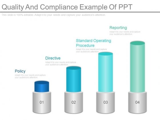 Quality And Compliance Example Of Ppt