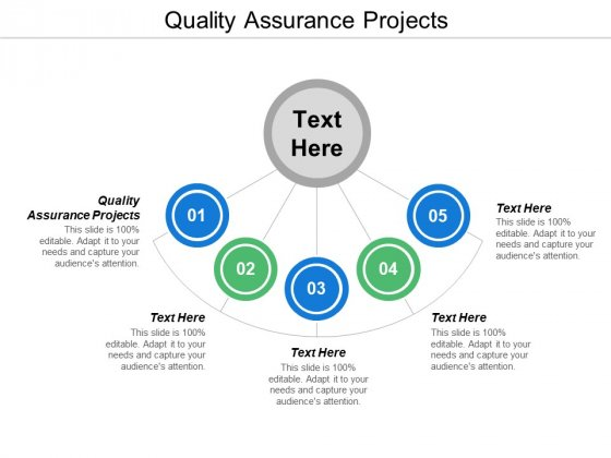 Quality Assurance Projects Ppt Powerpoint Presentation Model Graphics Cpb