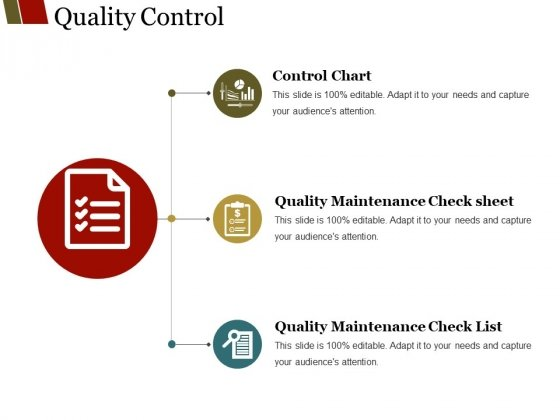 Quality Control Ppt PowerPoint Presentation Layouts Samples