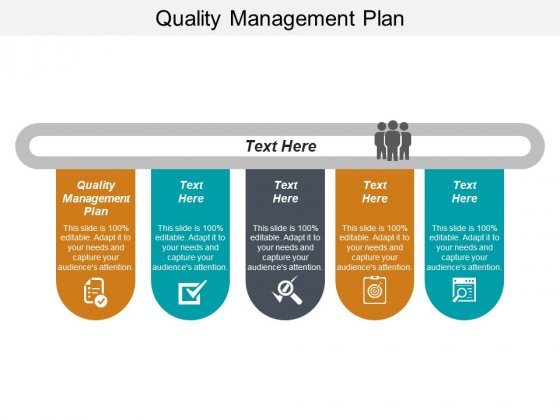 Quality Management Plan Ppt PowerPoint Presentation File Samples Cpb