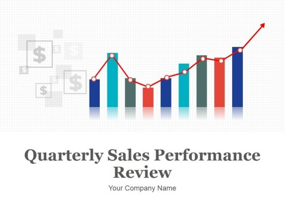 Quarterly Sales Performance Review Ppt PowerPoint Presentation Gallery Influencers