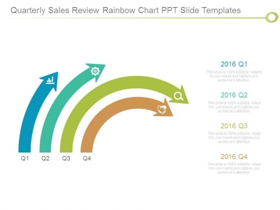 Quarterly_Sales_Review_Rainbow_Chart_Ppt_Slide_Templates_1