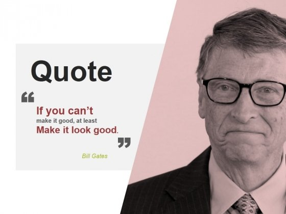Quote Ppt PowerPoint Presentation Infographic Template Master Slide