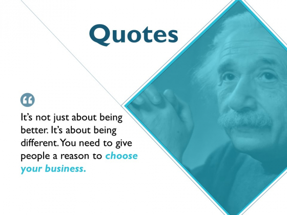 Quotes Business Ppt Powerpoint Presentation Ideas Example