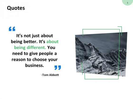 Quotes Business Ppt PowerPoint Presentation Layouts Background Image