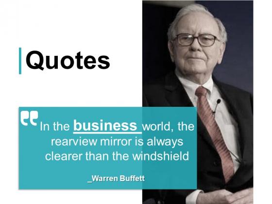 Quotes Business Ppt PowerPoint Presentation Portfolio Slide