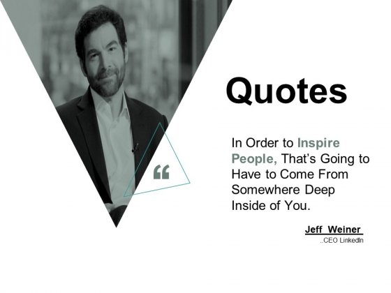 Quotes IPA Budiness Ppt PowerPoint Presentation Diagram Templates