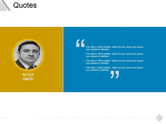 Quotes Ppt PowerPoint Presentation File Background