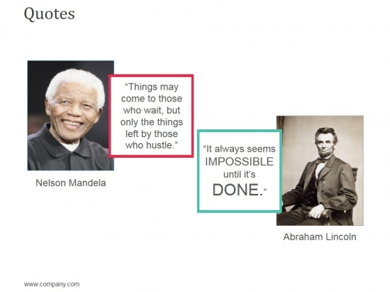 Quotes Ppt Powerpoint Presentation File Example Topics