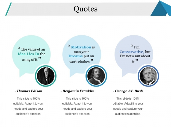 Quotes Ppt PowerPoint Presentation File Professional