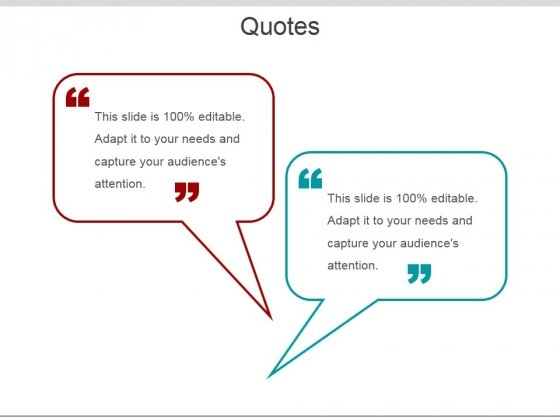 Quotes Ppt PowerPoint Presentation Gallery Maker