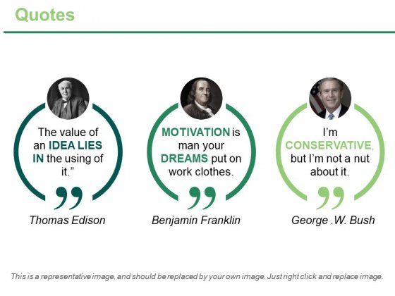 Quotes Ppt Powerpoint Presentation Infographic Template