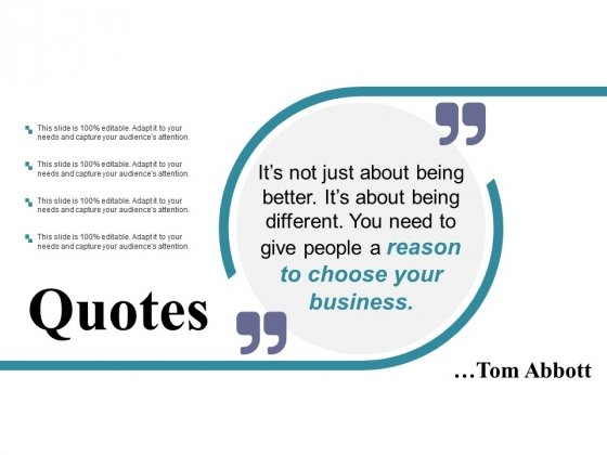 Quotes Ppt PowerPoint Presentation Infographics Background Images