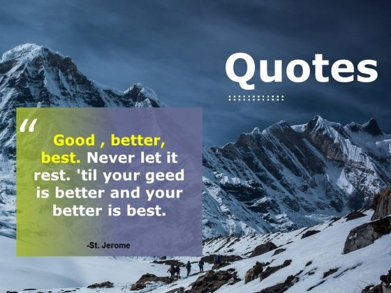Quotes Ppt PowerPoint Presentation Inspiration Deck