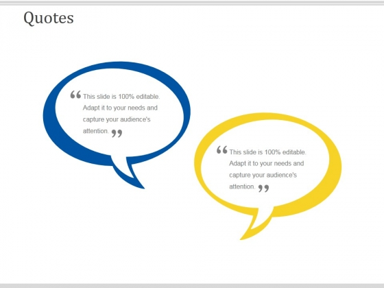 Quotes Ppt PowerPoint Presentation Model Topics