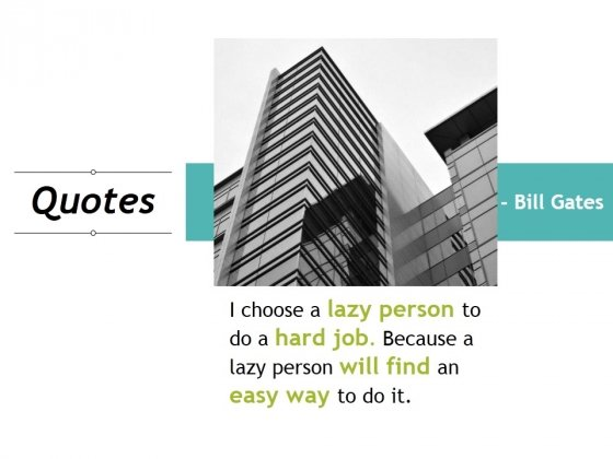 Quotes Ppt PowerPoint Presentation Pictures Format