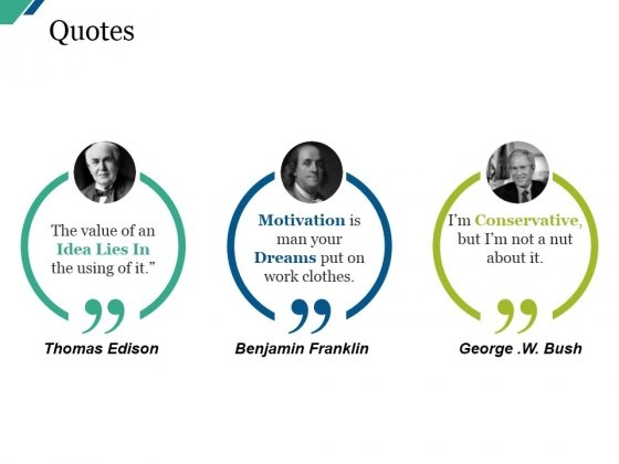Quotes Ppt PowerPoint Presentation Pictures Graphics Tutorials