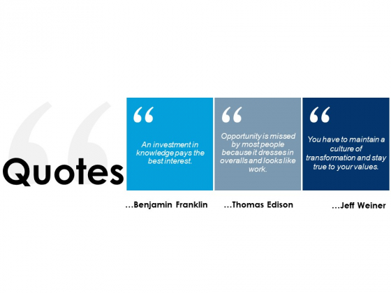 Quotes Ppt PowerPoint Presentation Professional Graphics Tutorials