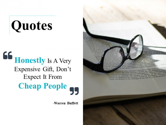 Quotes Ppt PowerPoint Presentation Show Sample