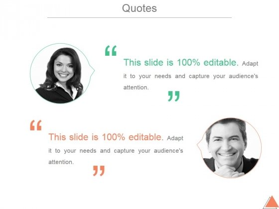 Quotes Ppt PowerPoint Presentation Slides