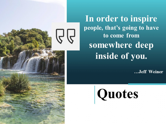 Quotes Ppt PowerPoint Presentation Styles Maker