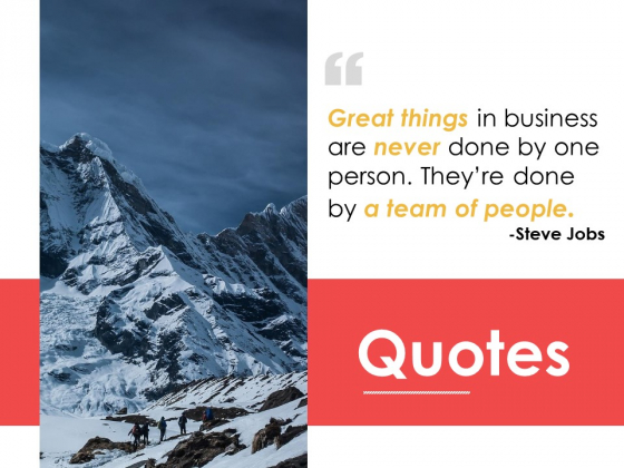 Quotes Ppt PowerPoint Presentation Summary Example