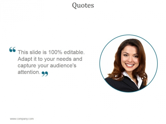Quotes Ppt PowerPoint Presentation Visuals