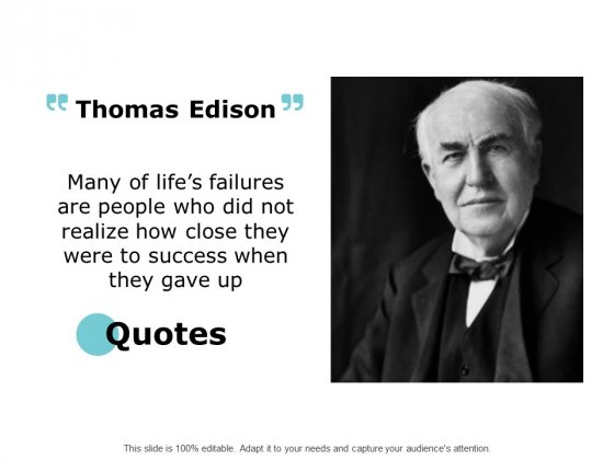 Quotes Success Ppt PowerPoint Presentation Infographic Template Slideshow